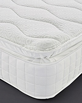 Silentnight Mirapocket Serena Memory 1000 Pocket Pillowtop Mattress