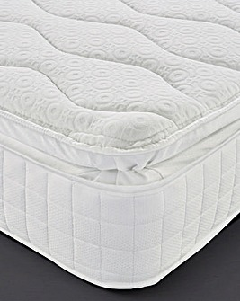Silentnight Mirapocket Serena 1000 Pocket Spring Pillowtop Mattress