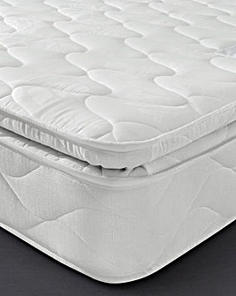 Layezee by Silentnight Pillowtop Mattress