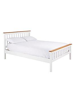 Camborne Kingsize Bed Memory Mattress