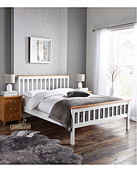 Camborne Bed Quilted Mattress