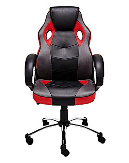 Jenson Racing Style Office Chair