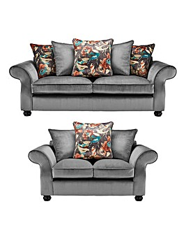Penelope 3 plus 2 Seater Sofa