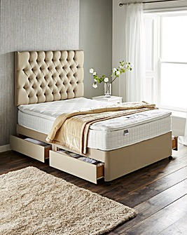Silentnight Serena 1000 Pillow 4 Drawer