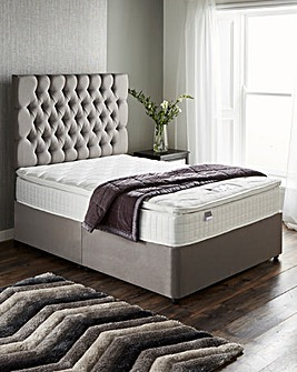 Silentnight 1000 Pillow Memory 2 Drawer