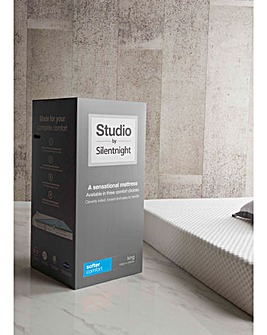 Studio By Silentnight Softer Mattress