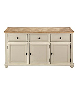 Charingworth 3 Door 3 Drawer Sideboard