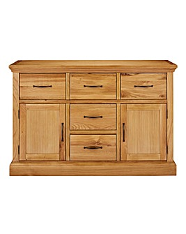 Grayson 2 Door 5 Drawer Sideboard