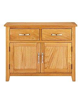 Norfolk Oak 2 Door 2 Drawer Sideboard