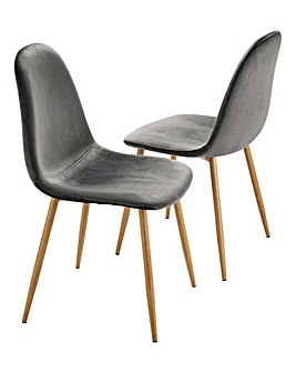 Pair of Annika Dining Chairs