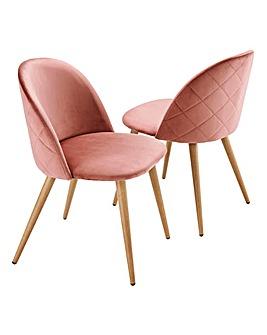 Pair of Klara Dining Chairs