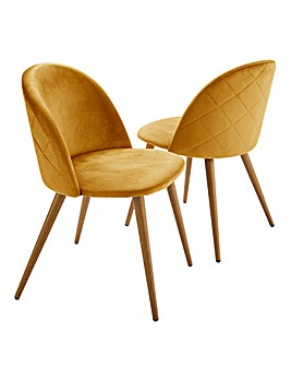 Pair of Klara Dining Chairs