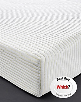 Silentnight 3 Zone Memory Roll Mattress