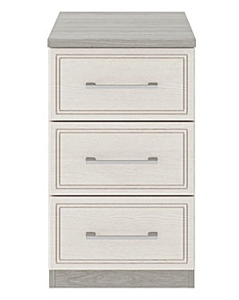 Sorrento Soft Close Bedside Table