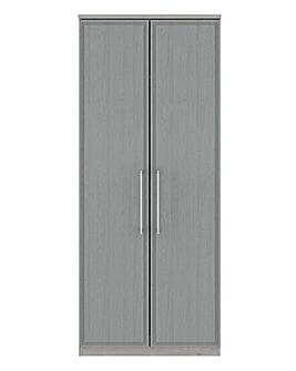Sorrento Soft Close 2 Door Wardrobe