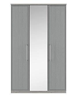 Sorrento Soft Close 3 Door Wardrobe