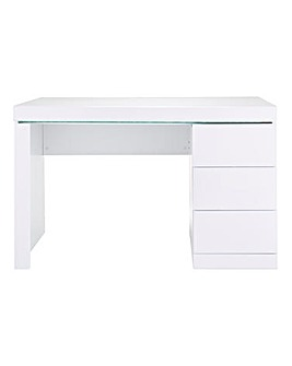 Halo High Gloss Desk
