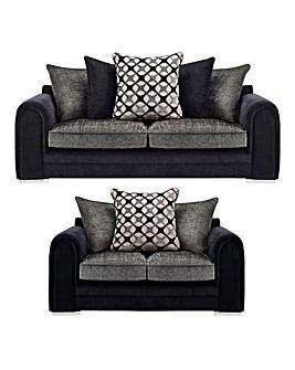 Casper 3 plus 2 Seater Sofa