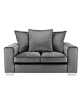 Luciano 2 Seater Pillowback Sofa