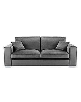 Luciano 3 Seater Standardback Sofa