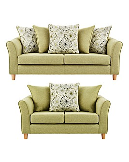 Megan 3 plus 2 Seater Sofa