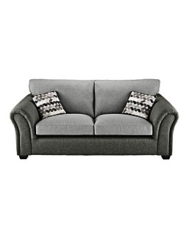 Jazz 3 Seater Standardback Sofa