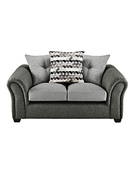 Jazz 2 Seater Pillowback Sofa