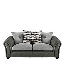 Jazz 3 Seater Pillowback Sofa