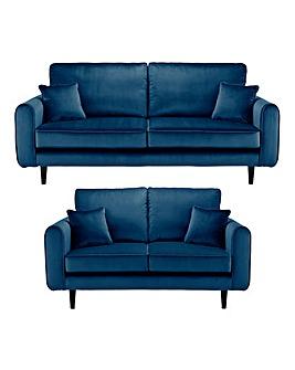 Antigua 3 plus 2 Seater Sofa
