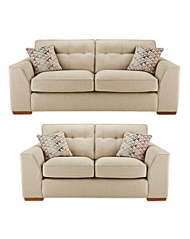 Samba 3 plus 2 Seater Sofa