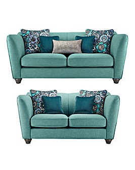Burlesque 3 plus 2 Seater Sofa