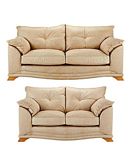 Lincoln 3 plus 2 Seater Sofa