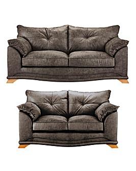 Lincoln 3 plus 2 Seater Sofa