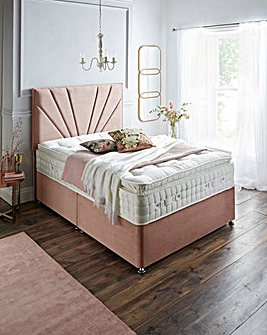 Sweet Dreams Venetia Velvet Divan Base