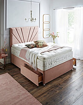 Sweet Dreams Venetia Divan Base 2 Drawer