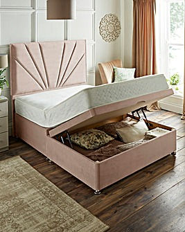 Sweet Dreams Venetia Divan Base Ottoman