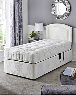 Mi-Bed Ashley 800 Pocket Adjustable Bed