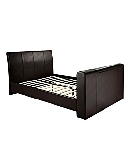 Brooklyn Pneumatic King TV Bed