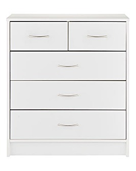Darwen 3+2 Drawer Chest
