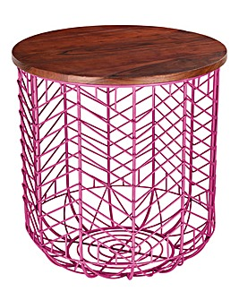 Tropic Side Table