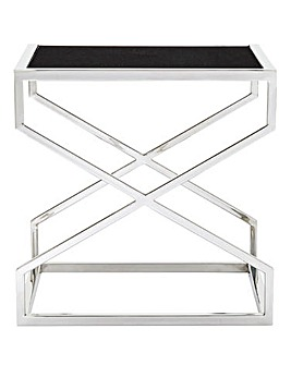 Alessia Marble Side Table