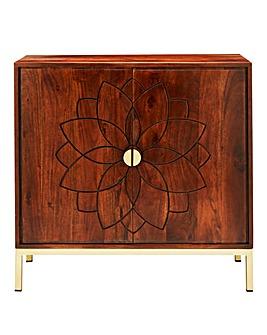 Constantine Acacia Wooden Cabinet