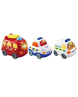 VTech Toot-Toot Drivers Emergency 3pk