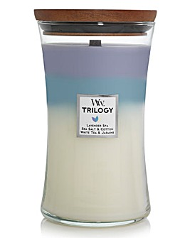 Woodwick Calming Retreat Trilogy