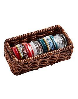 Yankee Candle Festive Basket
