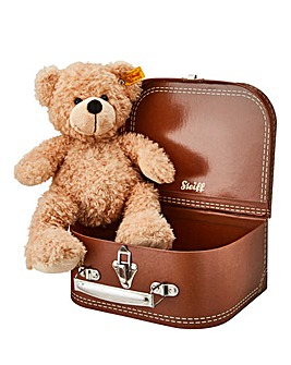 Steiff Fynn Bear In A Suitcase
