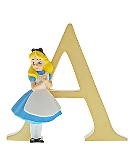 Disney Alphabet Figures
