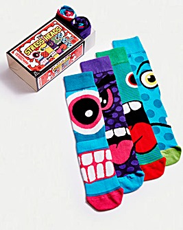 Stress Heads Oddsocks for Men