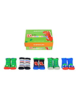D is for Dinosaur Socks Gifts Set