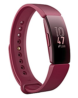 Fitbit Inspire FB412BYBY Sangria/Sangria